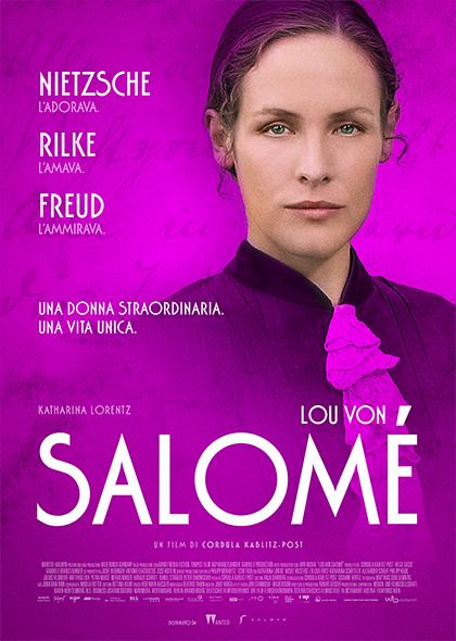 """Al cinema con cittapaese.it: Lou von Salomé …"""" La narcisista e manipolatrice"""", icona della emancipazione femminile"""