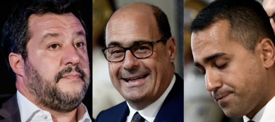Sondaggio you trend per Agi: in calo Pd, Lega e M5s, guadagna solo Italia Viva di Renzi