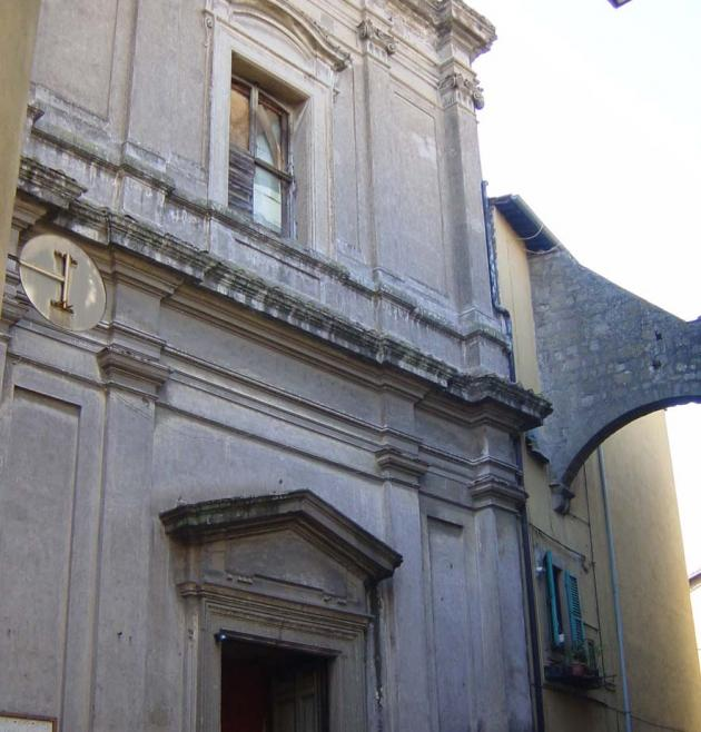 La proposta di cittapaese.it: la Chiesa di Sant'Orsola potrebbe ospitare il cineclub, ma sarà pronta tra un paio di anni