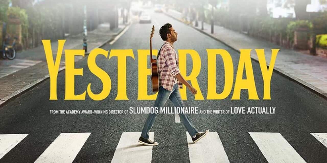 """Cittapaese.it al cinema: """"chiedi chi erano i Beatles"""", l'ispiratissimo """"Yesterday"""" di Danny Boyle"""
