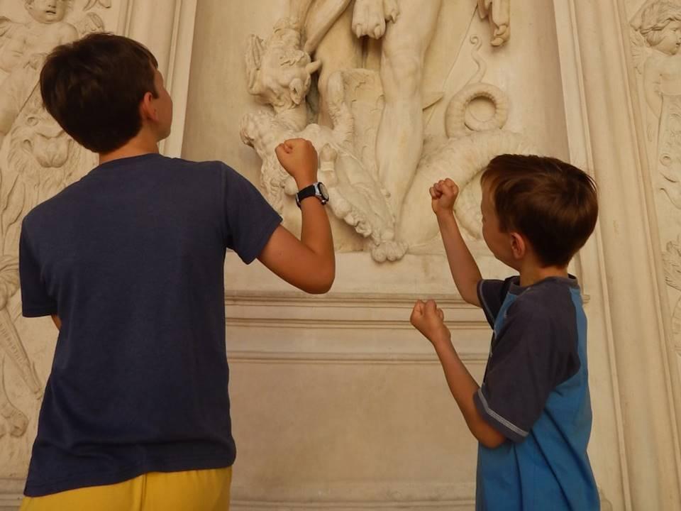 Viterbo, Arci, Giochiamo con l'arte contemporanea…. quattro laboratori didattici per bambini e famiglie
