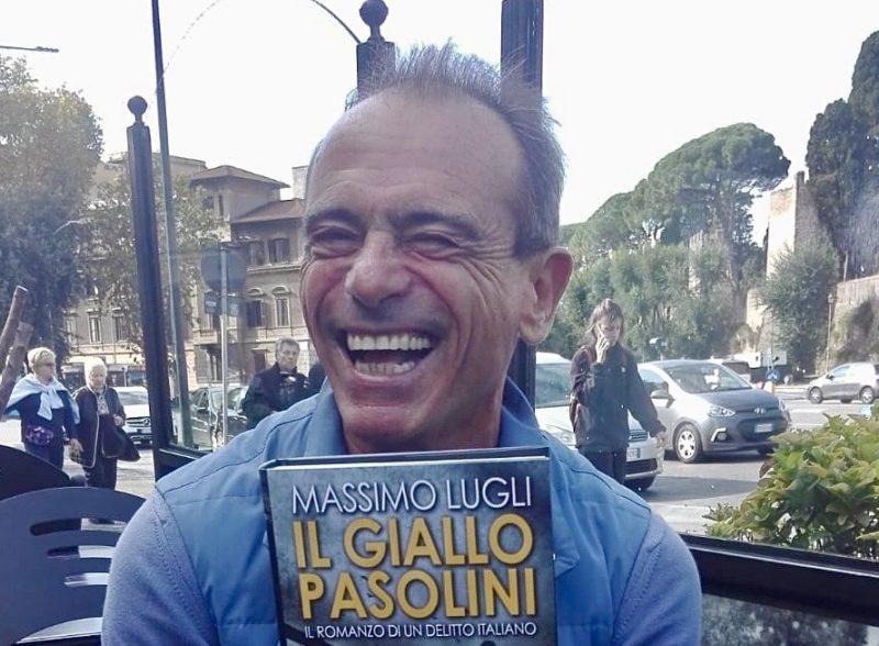 """Libri, """"Il delitto Pasolini"""" tra cronaca e fiction: intervista allo scrittore Massimo Lugli,  tra i maggiori protagonisti della crime novel tricolore"""