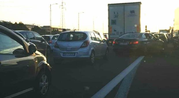 Tragedia  sulla Roma- Fiumicino, muore giovane donna, terzo incidente mortale in due giorni