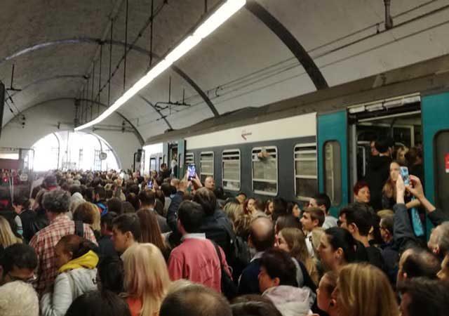 Viterbo, Ferrovia Roma Nord: ottanta treni soppressi in quattro giorni, un disservizio scandaloso