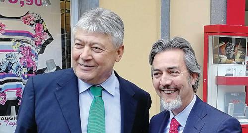 """Viterbo, Forza Italia-Lega,  il patto suicida con l'oste-senatore """"Felicetto"""" Fusco degli ex moderati berlusconiani viterbesi"""