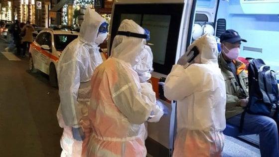 Roma, turista cinese si sente male in Via Cavour, caso sospetto coronavirus