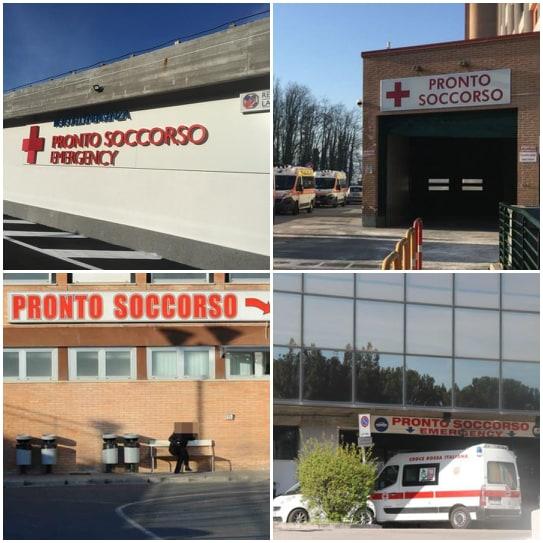 """Viterbo, la Sanità viterbese si mette in luce: nuova insegna al P.S. del """"Belcolle Hospital"""", costa """"solo"""" 14mila euro…. che volete che siano per un """"sogno americano"""" alla E.R.?"""