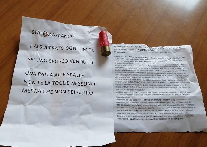 Italia, informazione nel ciclone: minacciati due giornalisti a Napoli e Caserta, proiettili spediti in busta e auto danneggiate