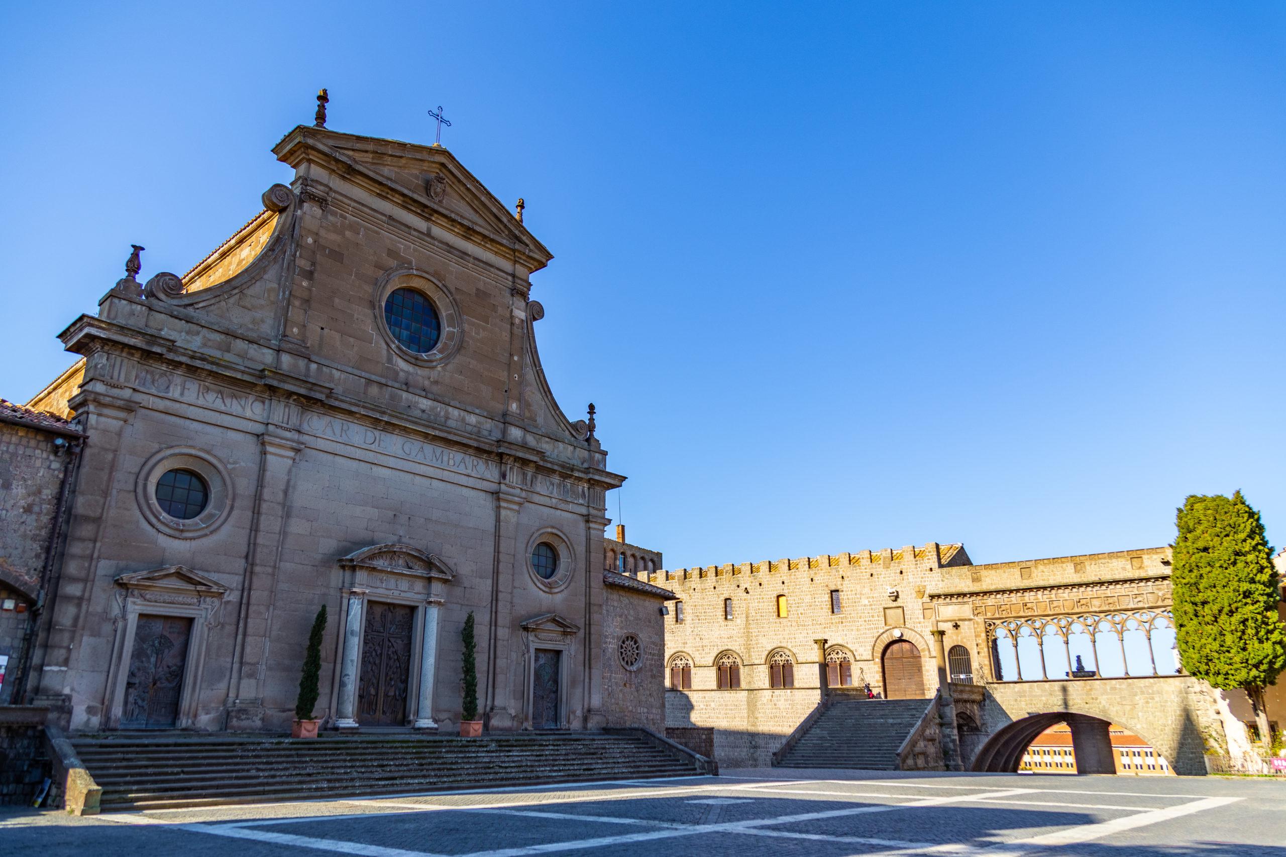 Viterbo, la nota:  Piazza San Lorenzo, un simbolo, una identità da tutelare: un luogo da ridisegnare totalmente per il turismo internazionale