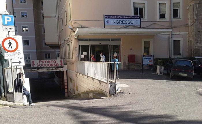 Roma, arrestato un medico dell'ospedale di Tivoli, accusato di violenza sessuale sui pazienti
