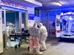 Coronavirus: 26enne trasferita al Cotugno di Napoli