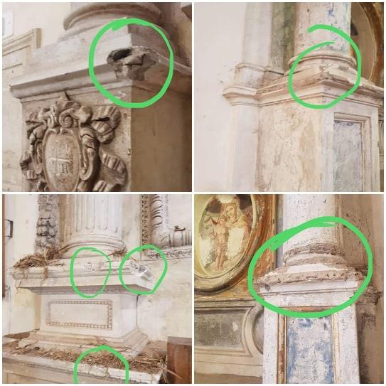"""Sutri, """"Ecco le condizioni della Chiesa di San Francesco ..."""