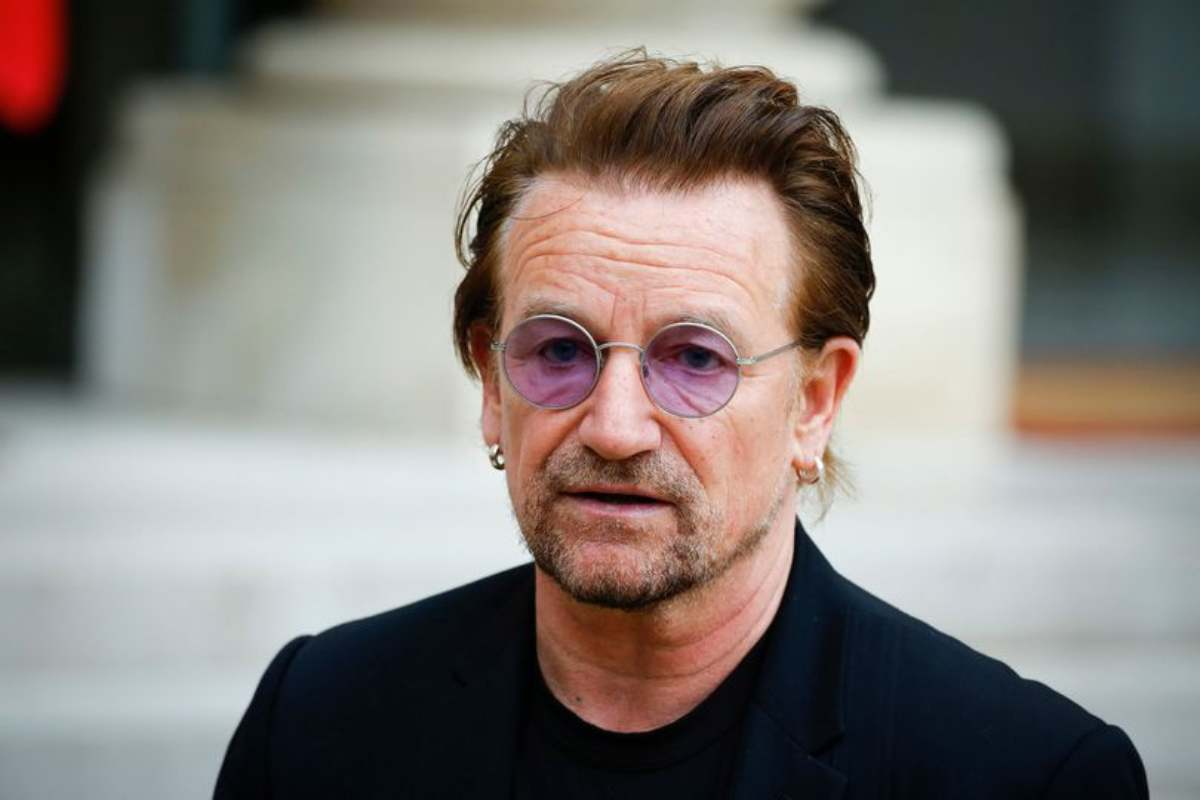 "Coronavirus, Bono, una canzone per medici in prima linea,  Let your love be known ""ispirata dagli italiani"""
