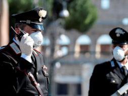 carabinierimascherina