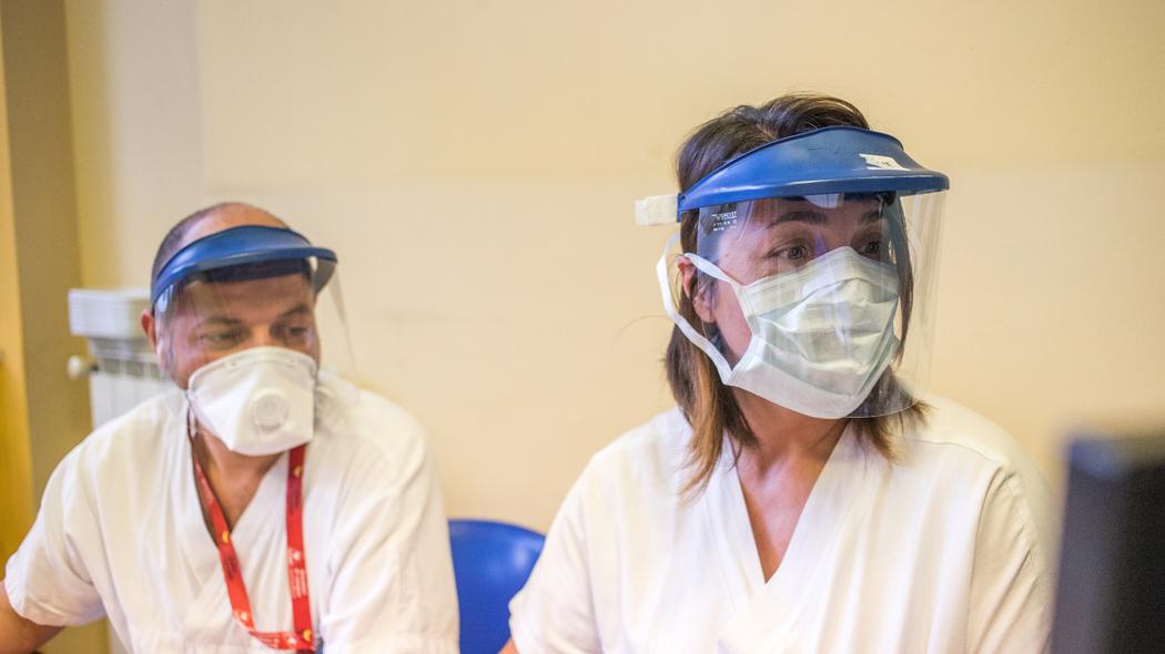 Coronavirus, 8514 i malati, 529 in più di ieri, 631 le vittime, 168 in più, 1004 le persone guarite