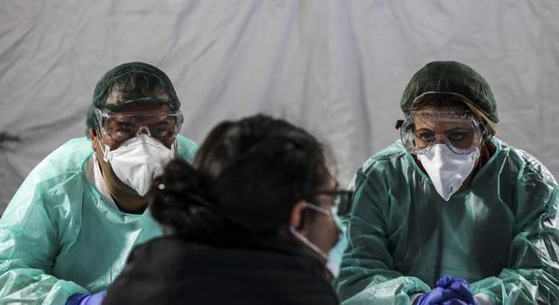 Coronavirus, salgono da 97 a 110 i casi positivi nel Lazio, aumentano i pazienti in terapia intensiva
