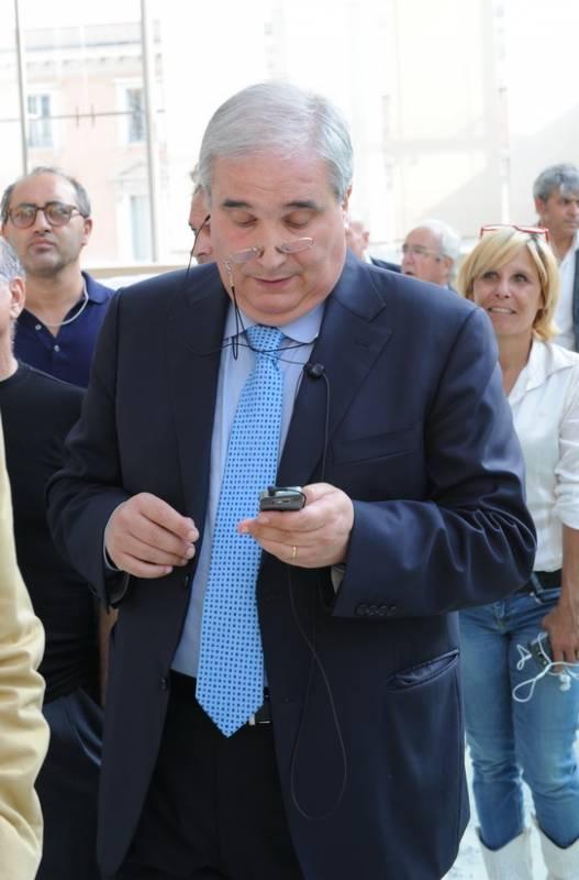 """Viterbo, la scomparsa di Mario Soggiu: """"Un politico con la P maiuscola"""", la nota di un addolorato Fioroni"""