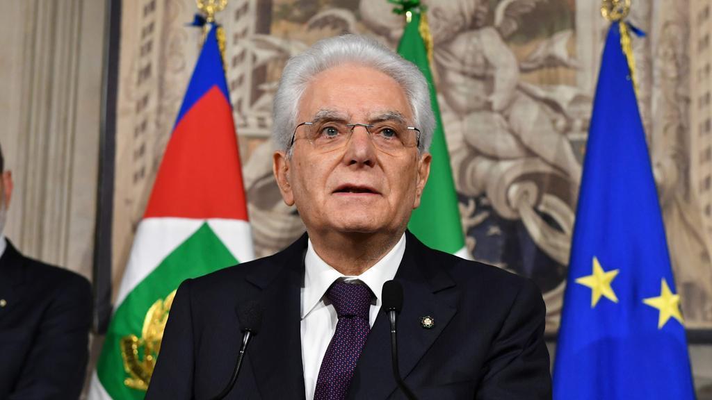 """Coronavirus, """"La Ue solidarizzi e non ostacoli l'azione dell'Italia"""", dura nota del Presidente Mattarella"""
