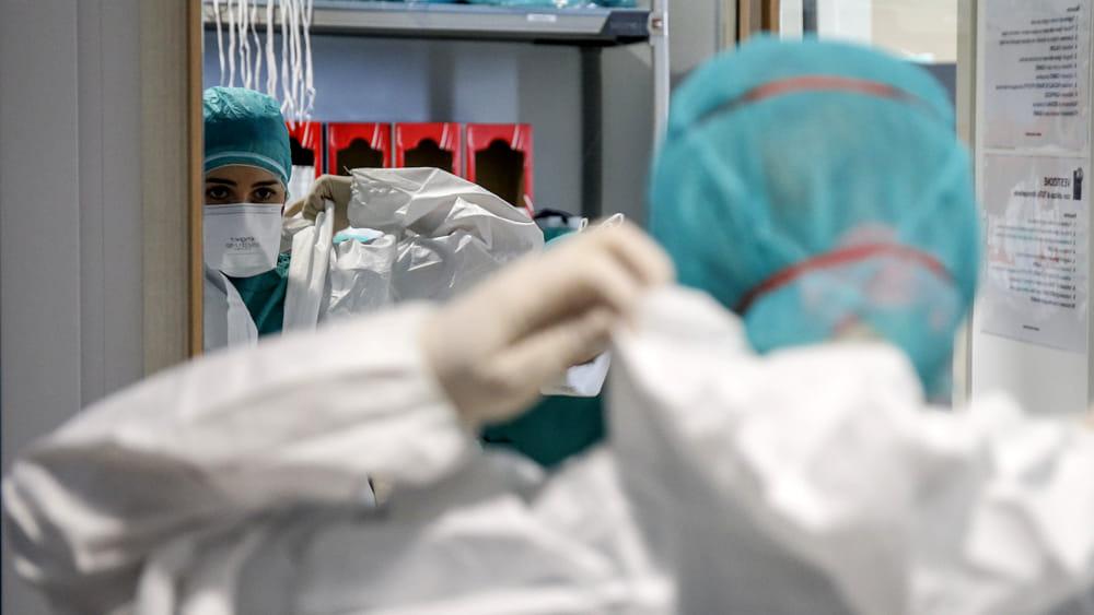 Coronavirus, oggi  casi in salita nel Lazio, 92