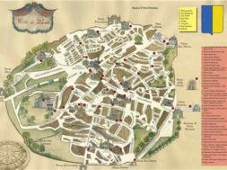 Cartina Geografica Di Viterbo E Provincia.Viterbo Coronavius Urge Mappa Del Contagio Quartiere Per Quartiere Perche Ai Viterbesi Viene Negata Una Informazione Piu Precisa E Dettagliata Citta Paese