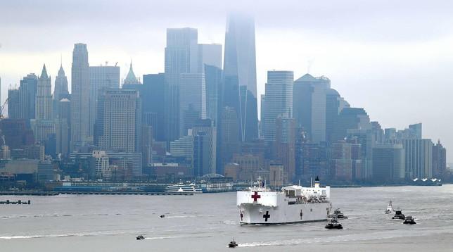 Coronavirus, altri 330 morti nello Stato di New York nelle ultime 24 ore