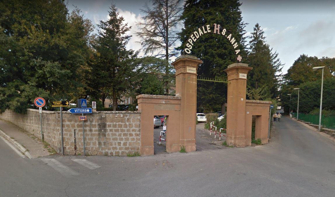 Viterbo, Provincia, Coronavirus, chiude il reparto Radiologia all'ospedale di Ronciglione, ma i cittadini non gradiscono e protestano