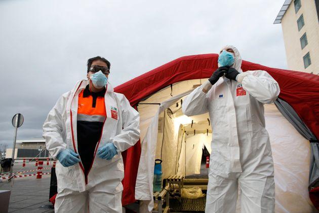 Coronavirus, la Spagna supera i 100mila contagi e i  9mila morti
