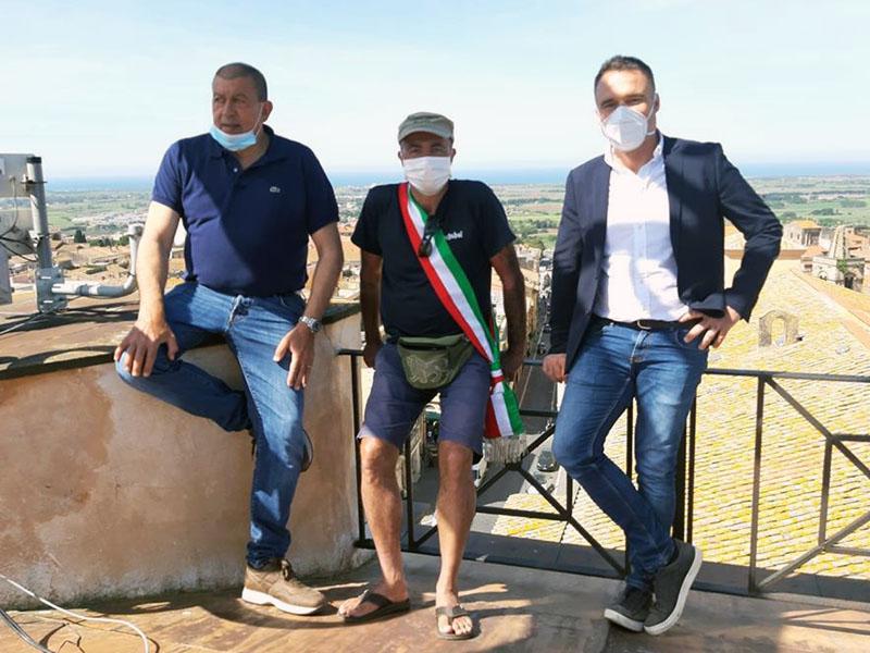 """Viterbo, Provincia, Coronavirus, """"Giulivi, perchè incontra sindaci in bici se lei non pedala?"""", una nota del Movimento Civico per Tarquinia"""