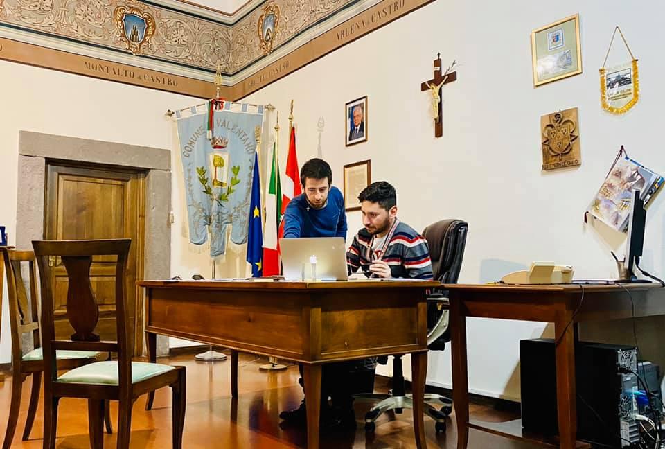 """Viterbo, Provincia, Coronavirus, 2° caso a Valentano, il sindaco Bigiotti ai cittadini:""""Forza, continuate a rispettare le norme"""""""