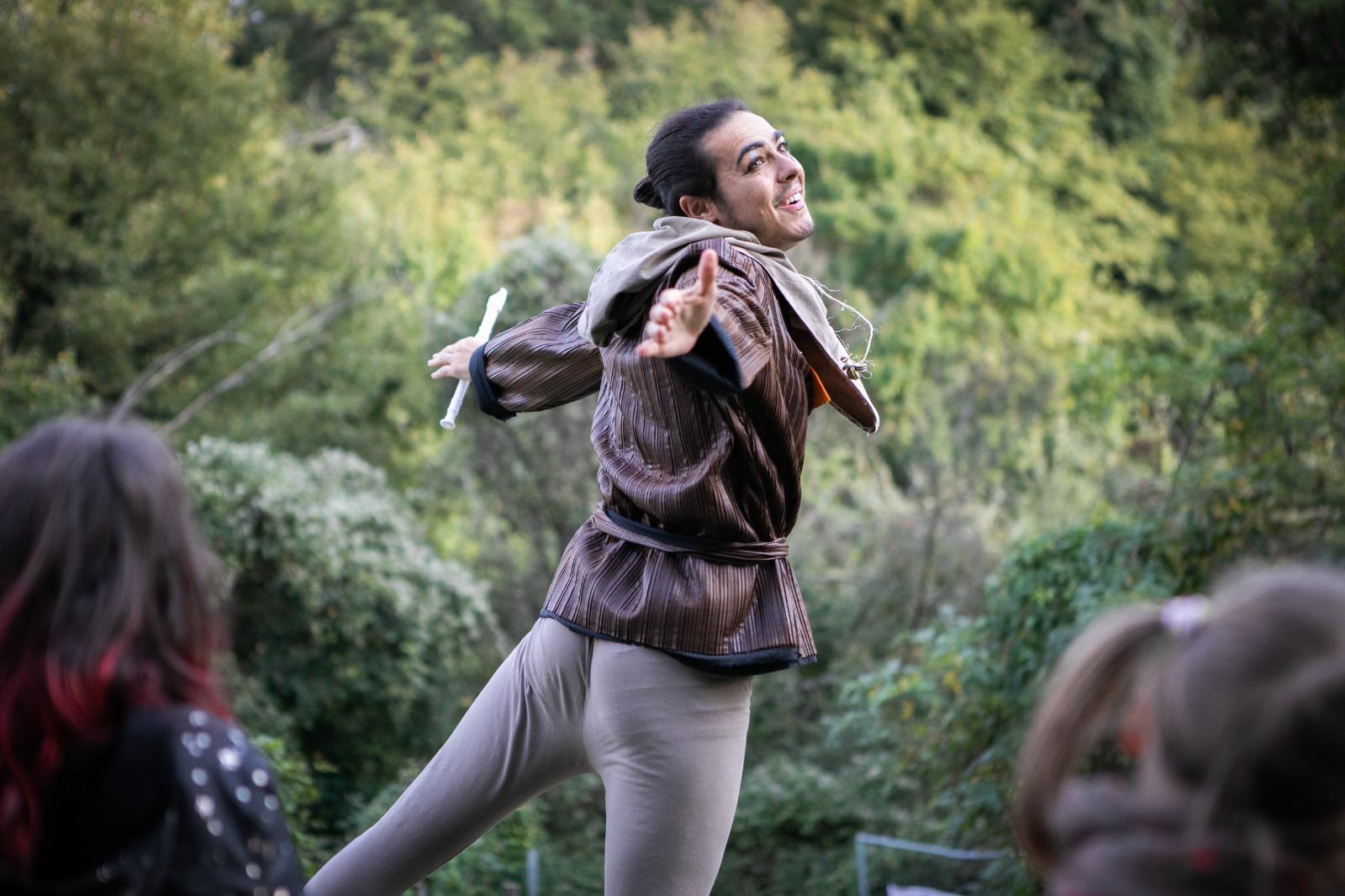 """Viterbo, Provincia, Teatro, """"Il bosco incantato"""" al bosco del Sasseto di Torre Alfina il 31 maggio e il primo giugno"""