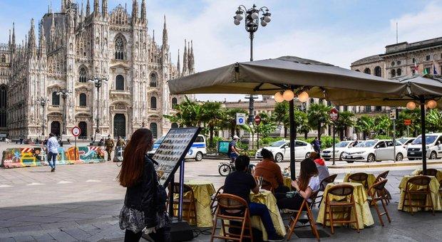 Coronavirus, salgono i malati in Lombardia, giù nel resto d'Italia