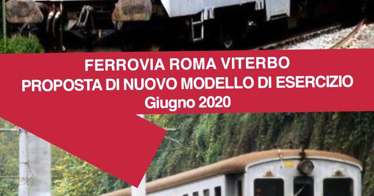 """Viterbo, Ferrovie Roma-Viterbo, l'Associazione Trasportiamo: """"Il nuovo orario è ancora fermo, intervenga la Regione"""""""