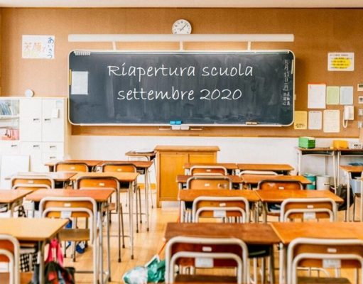Scuola, come si tornerà in classe, il piano completo, si riparte il 14 settembre