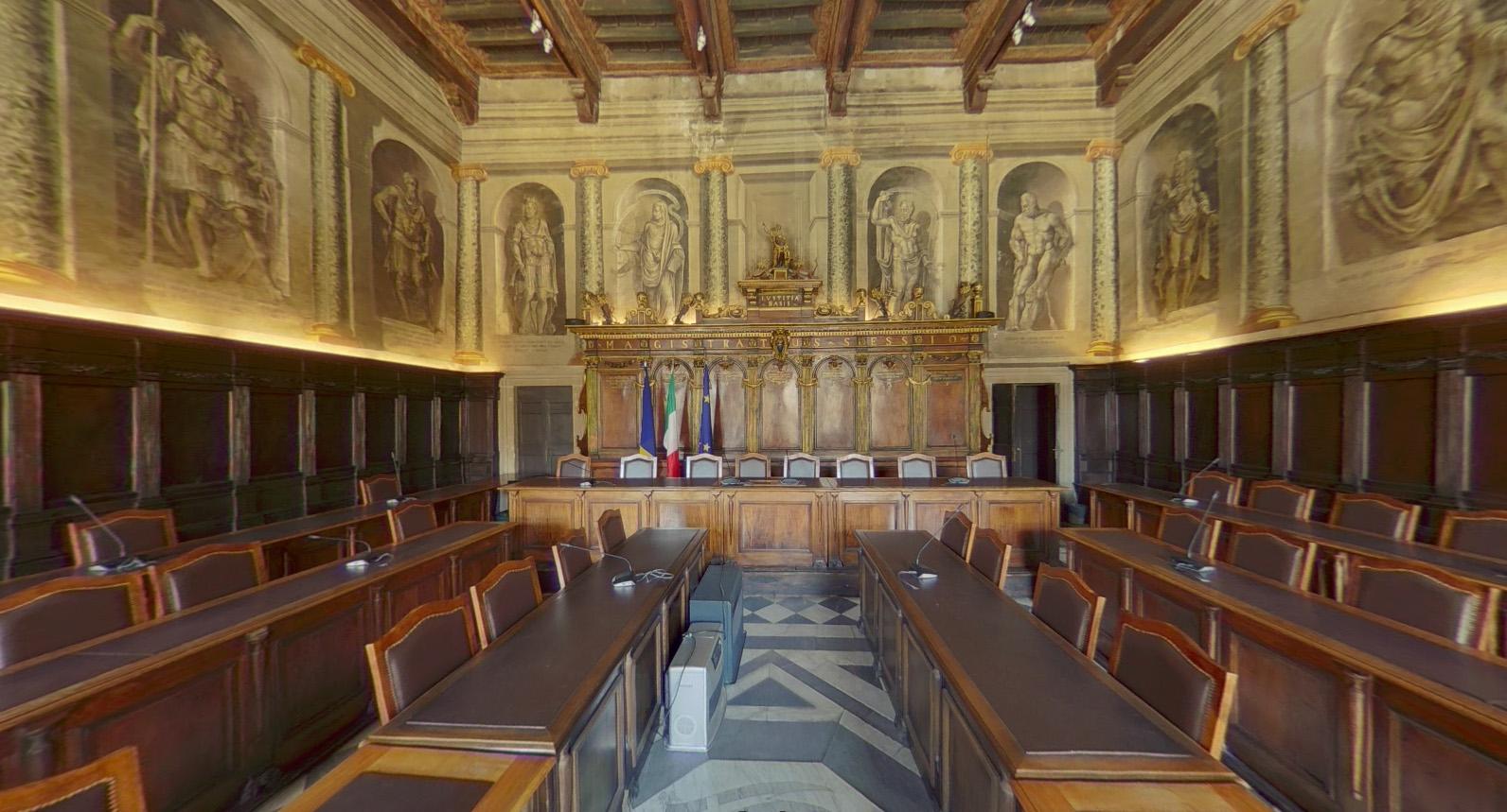 """Viterbo, ancora nessuna pubblica scusa dal """"bestemmiatore misterioso"""", è un consigliere di maggioranza, ma deve pagare una multa di 309 euro"""