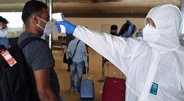 Coronavirus Roma, 77 i casi  positivi arrivati dal Bangladesh