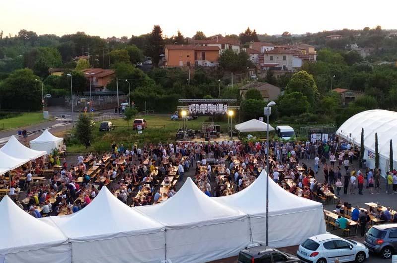 Eventi, Tuscia, a Fabrica di Roma il 21-22-23 agosto la sagra della pecora