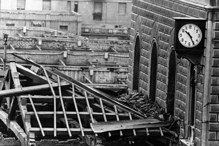 Bologna, 2 agosto 1980, quel boato improvviso, poi solo urla e macerie