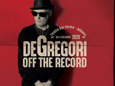 Francesco De Gregori_Off The Record_Teatro dal Verme_