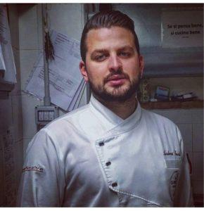 """Ronciglione, lo Chef Andrea Fanti del CromaLago crea il """"TUSHIAmaki"""", omaggio alla Tuscia"""