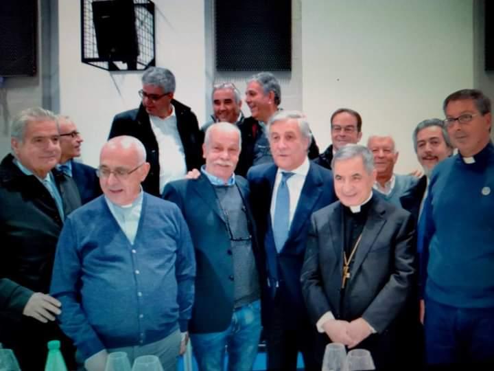 """Viterbo, sconcerto nella destra viterbese per il """"licenziamento"""" dell'eminenza Becciu, un punto di riferimento finora nella Chiesa per Arena & C"""