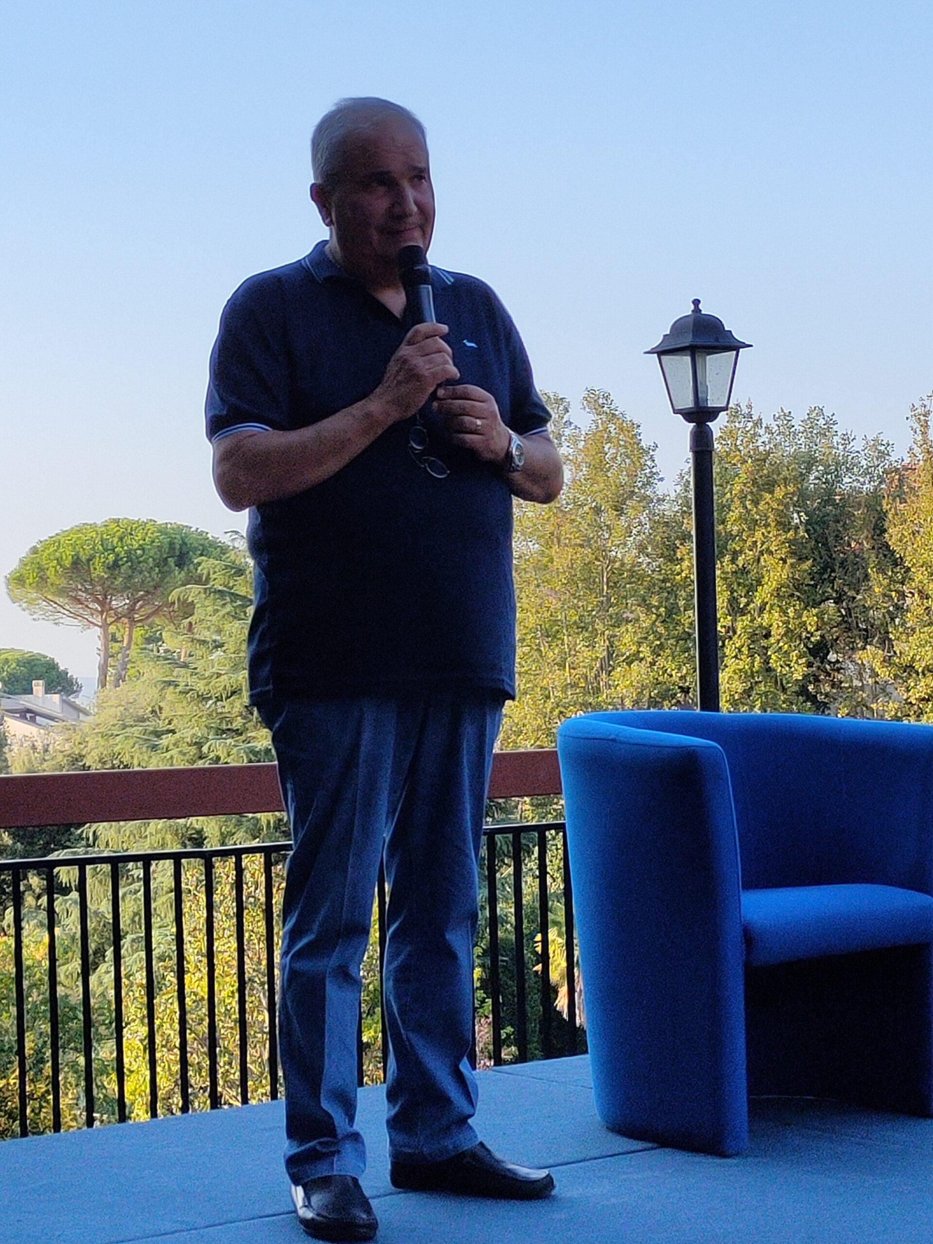 """Viterbo, Referendum, incontro pubblico al Park Hotel, Fioroni: """"NO al taglio """"anti-parlamentare"""" e sul territorio basta con la promiscuità con la destra """""""