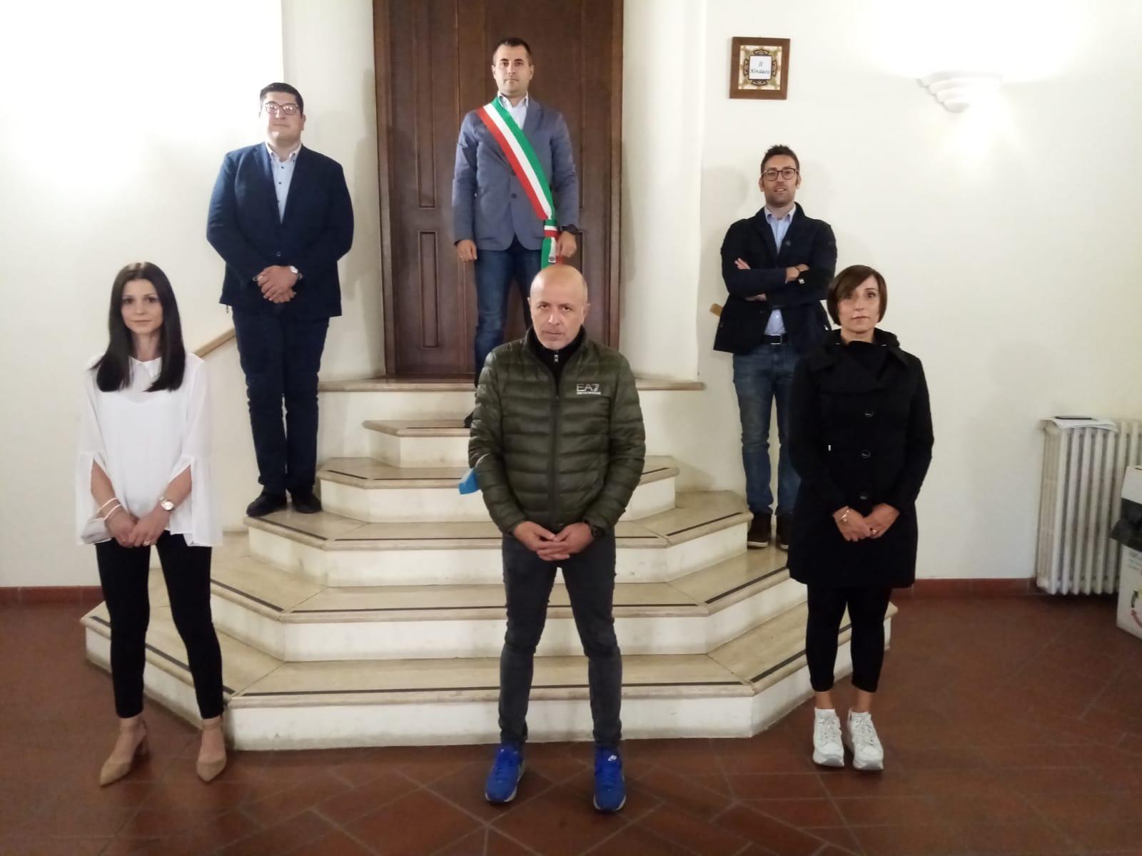 Civita Castellana, varata la nuova giunta Giampieri