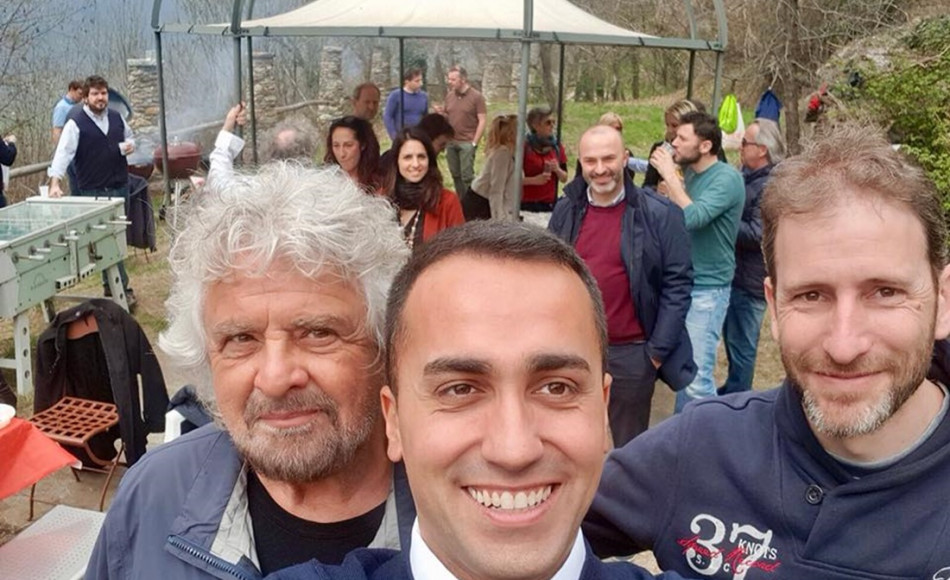 """Dopo-voto, """"Democrazia diretta da chi?"""",  lezione del Prof. Pasquino a Grillo e Casaleggio"""