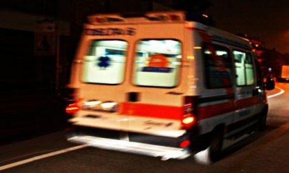 Viterbo, frontale all'alba sulla Tuscanese tra due auto, 2 feriti
