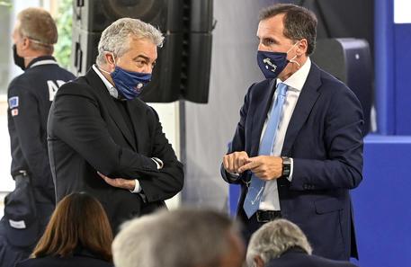 """Covid Italia, Arcuri: """"Le terapie intensive occupate al  20%"""", Boccia: """"Abbiamo altri 10mila posti attivabili da subito"""""""