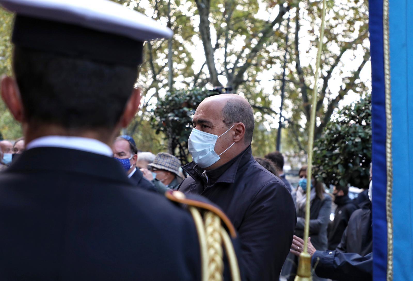 """Roma-Viterbo, Zingaretti commemora la strage nazi-fascista del ghetto ebraico, a Viterbo i """"suoi"""" governano con i (post?) fascisti"""