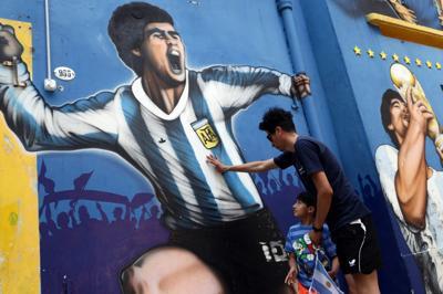 La scomparsa di Maradona, aperta nella Casa Rosada la camera ardente, attesi più di un milione di argentini