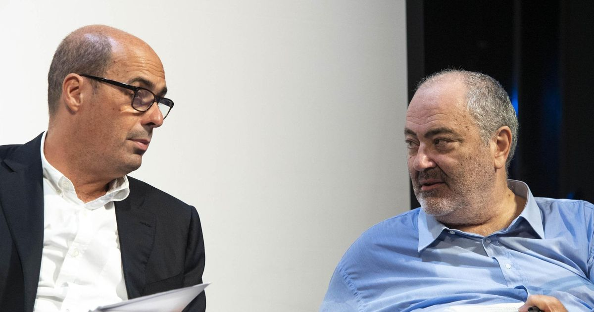 Politica nazionale, manovra condivisa, Zingaretti e Bettini aprono a Forza Italia, ma il M5s frena i dem