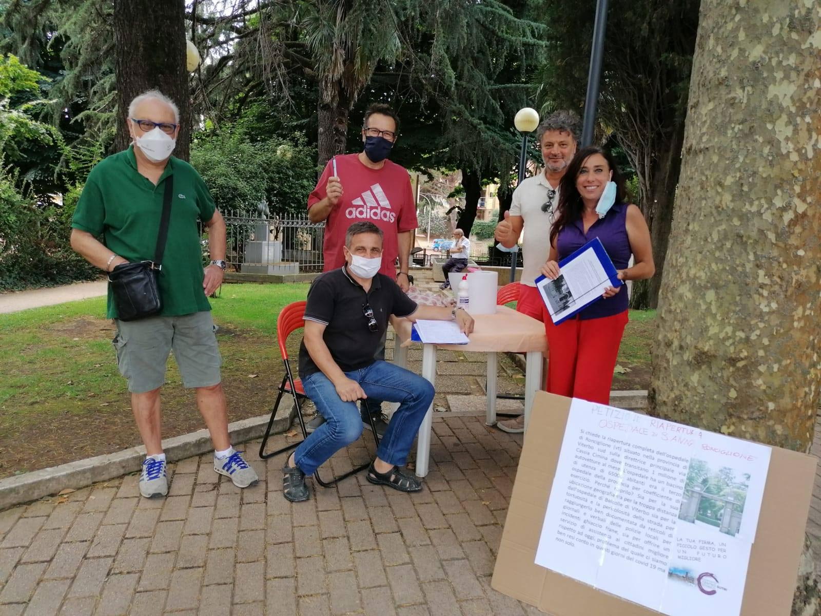 """Sutri, Comitato Centro Storico: """"Il Comune prenda posizione su riapertura ospedale S. Anna di Ronciglione"""""""