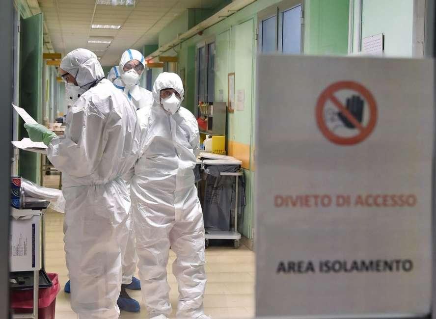 Covid, 603 morti in Italia in 24 ore, 59 nel Lazio